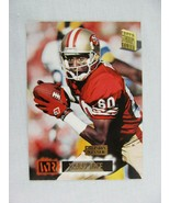 Jerry Rice San Francisco 49ers 1994 Topps Football Card Number 500 - $0.98