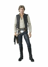 Bandai S.H.Figuarts Star War Ep4 A New Hope Han Solo Action Figure - $64.69