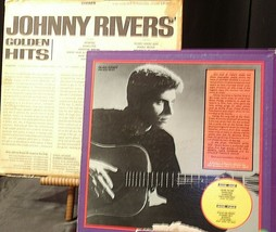 Johnny Rivers' Golden Hits and Johnny Rivers Also Starring The Tremonts AA20-RC2 image 2