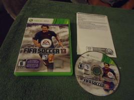 FIFA Soccer 13 (Microsoft Xbox 360, 2012) - $5.99