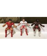 1985 LJN Titan Sports WWF THUMB WRESTLERS FIGURE LOT  Nikolai Volkoff Pi... - $34.65