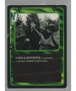 Highlanders - Doctor Who Collectible Card Game - MMG Ltd - Uncommon - Pa... - $2.40