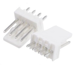 "Molex 4C .156"" Male TA-156 Series Rectangular Connector Headers TE  AMP, Qty 90 - $52.50"