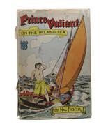 Vintage 1950s Hal Foster Prince Valiant On The Inland Sea Hardcover Book DJ - $32.73