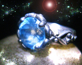 HAUNTED RING QUEEN WITCH'S ENVY OF THEM ALL EXTREME  MAGICK SECRET OOAK MAGICK - $4,618.89