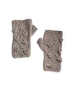 Fingerless knitted gloves - $15.00