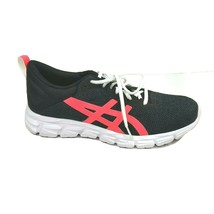 Asics Gel Quantum Lyte Running Shoes Sneakers Women Size 9 Black Pink 10... - $32.66