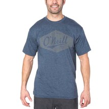 O'Neill Men's Short Sleeve Crew neck Lure Graphic T Shirt  Blue Sz M - $16.79
