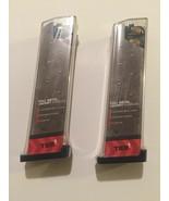 Lot of 2 Metal Earbuds w/In-line mic-- Full Metal Jacket Earbuds Gun Cli... - $8.90