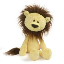 Gund Toothpick Lion 16 Inch Yellow Plush 6054277 New 2019 - $19.78