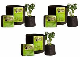 """4 Gallon Smart Pot 70""""x24""""- 3 Pack - $42.90"""