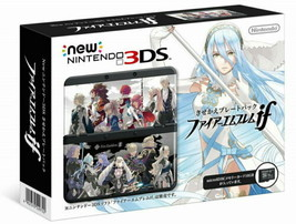 Fire Emblem New 3DS Console, Face Plate etc Set Out of stock at Manufact... - $369.99