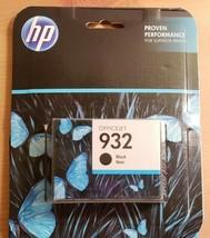 HP 932 Black Genuine HP Ink Cartridge Exp 08/16 CN057AN New OEM - $12.87