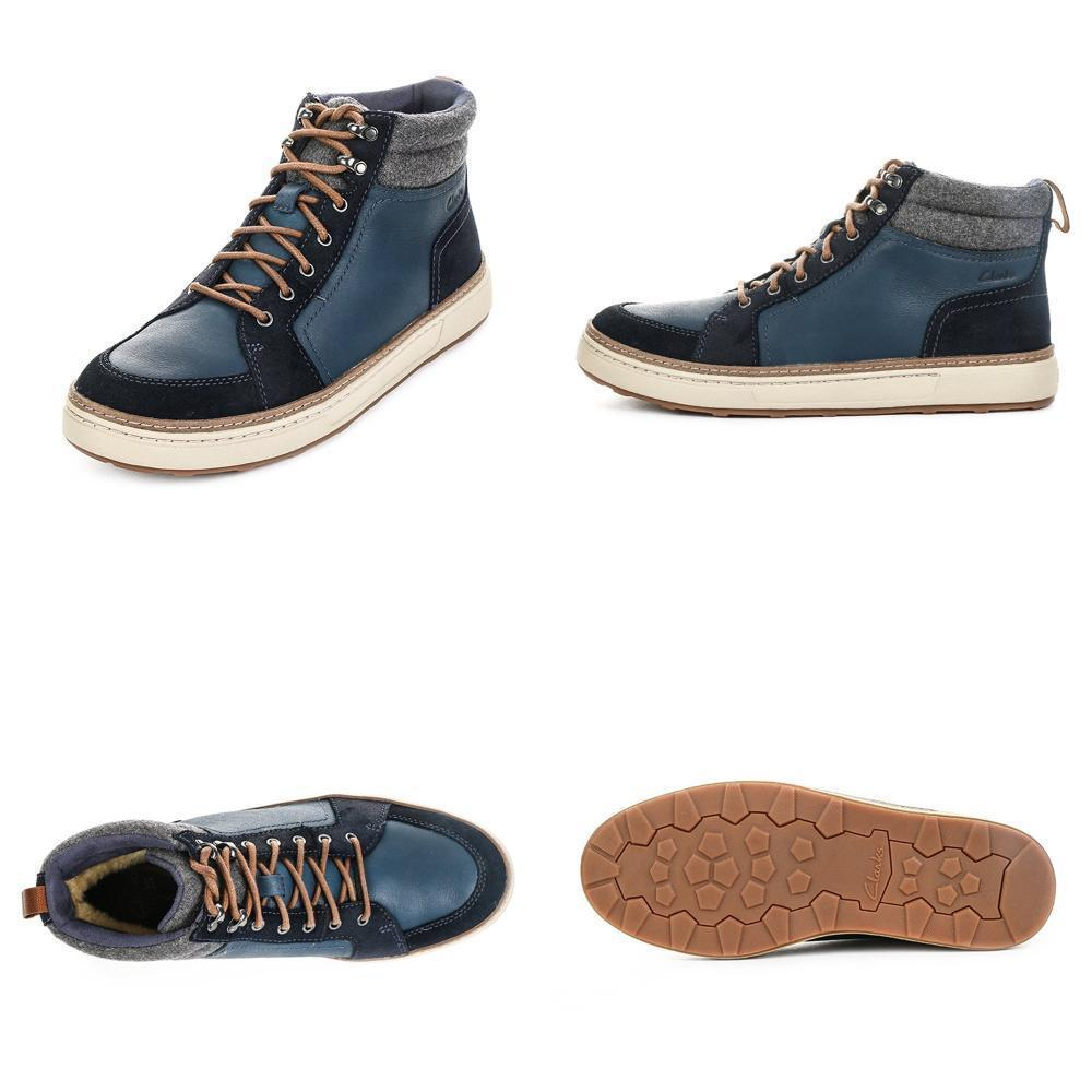 Clarks Lorsen Top, Baskets hautes homme and 50 similar items