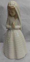 LLADRO FIRST COMMUNION GIRL #236 NAO DAISA CATHOLIC PRAYING CONFIRMATION... - $63.10