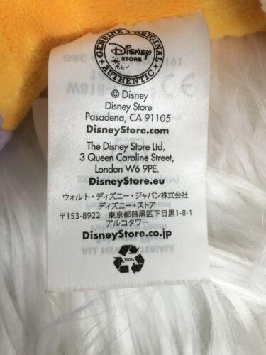 "Disney Store Daisy Duck Lavender Stuffed Plush 17"" image 7"