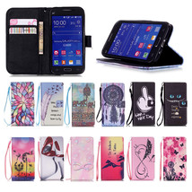 New Present PU Leather Strap Wallet Case Stand Cover for Samsung Galaxy S3 - $6.79