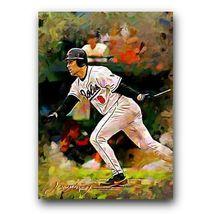 Cal Ripken Jr #48 Sketch Card Limited 47/50 Edward Vela Signed - $8.50