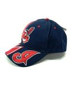 "Cleveland Indians Vintage MLB ""Splash"" Cap (New) by Twins Enterprise - $27.99"