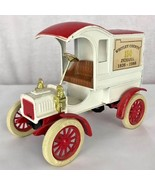 Vintage By Ertl replica 1905 Boys & Girls First delivery Bank car made i... - $17.90