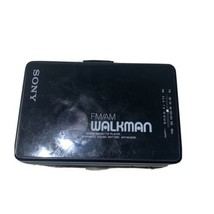 Vintage Sony Walkman FM/AM Radio WM-AF22 Cassette player not working *PA... - $19.78