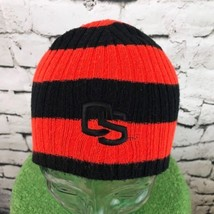 Columbia Oregon State Beavers Mens One Sz Hat Reversable Striped Beanie ... - $9.89