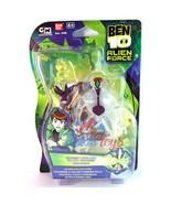 Ben 10 Alien Force Action Figure - DNAlien (Clear Version) - $49.90