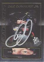 Autographed Dale Earnhardt Jr. 2015 Press Pass Cup Chase Edition Racing Headline - $58.49