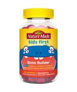Nature Made Kids First Bone Builder W/ Calcium 200 mg Vitamin D3 350 IU 40 CT.. - $18.80