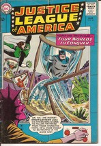 DC Justice League Of America #26 Four Worlds To Conquer Green Lantern Flash - $19.95