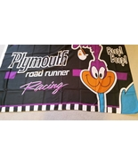 Plymouth Road Runner Racing 3 x 5 ft Polyester flag with grommets  - $25.00