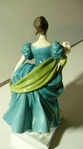 "ROYAL DOULTON ""Rhapsody"" Bone China Figurine HN 2267 Circa 1960 Rd. No. 43/60 image 3"