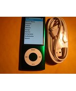 Apple iPod nano 8 GB Green (5th Generation)  (Discontinued by Manufacturer) - $168.29