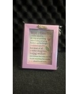 Blue Mountain Arts, MOM, Shadow Box with Easel Back, Magnet, and Hanging... - $9.89