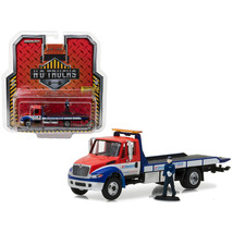 2013 International Durastar BFGoodrich Flatbed Tow Truck with Repair Man... - $38.85