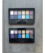 SET OF 2-Maybelline New York 12 Color The Brights Eyeshadow Palette - $11.99