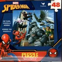 Marvel Spider-Man - 48 Pieces Jigsaw Puzzle v2 - $11.87
