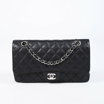Chanel Quilted Caviar Medium Classic Double Flap Bag - $3,510.00