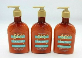 Bath & Body Works Bee Amazing Honey Sandalwood Hand Lotion Honey Butter ... - £34.32 GBP