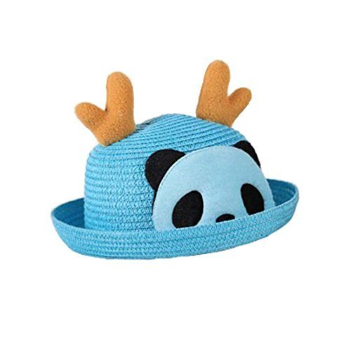 Cap Sunshade Baby Hat Summer Sun Hat Baby Cap Breathable Hat Round