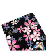 DRAGON SONIC Japanese Style DIY Fabric Cloth Material Flower Pattern Clo... - $14.20