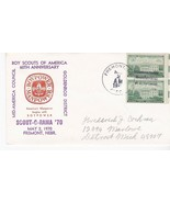 BOY SCOUTS 60th ANNIVERSARY MID-AMERICA COUNCIL SCOUT-O RAMA FREMONT NEB... - $1.98