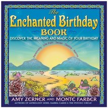 The Enchanted Birthday Book: Discover the Meaning and Magic of Your Birt... - $6.88