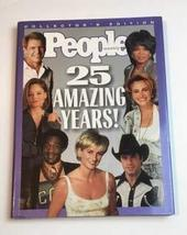 People Weekly: 25 Amazing Years! TIME LIFE BOOKS - $4.95