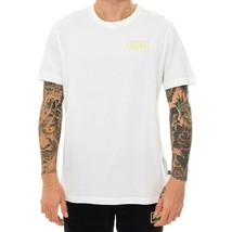 T-SHIRT UOMO PUMA HOLIDAY PACK TEE 581763.02 SPORTY TIME WHITE - $35.53