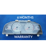2000-2001 NISSAN XTERRA Instrument Cluster WHITE Face - VERY RARE - 6 Mo... - $158.35