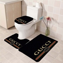Hot Sale Gucci464 Toilet Set Anti Slip Good For Decoration Your Bathroom  - $20.09