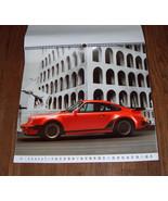 "RARE Wensauer Ludwigsburg BIG 23X22"" 1989 Porsche 911 944 928 Carrera 4 ... - $229.98"