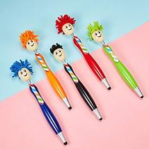 Mop Topper Pens Screen Cleaner Stylus Pens 3-in-1 Stylus Pen Duster for Kids and image 6