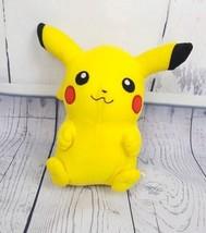 "Pokemon Toy Factory Pikachu Plush Stuffed Toy Doll Gift Starter 10"" - $13.85"
